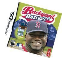 Backyard Baseball Ds Humongous Entertainment Math Software Early Learning Software