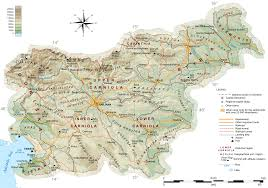 Geography Of Russia by Geography Of Slovenia Wikipedia