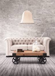 Industrial Rustic Coffee Table Coffee Table Industrial Rustic Coffee Table With Wheels Design