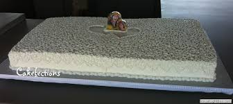 wedding sheet cake home