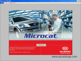 kia spare parts catalog cars catalogues
