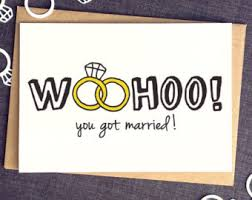 wedding card wedding congratulations card