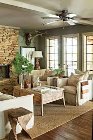 Latest Ceiling Design For Living Room by Lake House Decorating Ideas Southern Living
