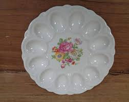 deviled egg serving dish deviled egg plate etsy