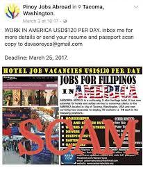 poea job agency hiring home facebook