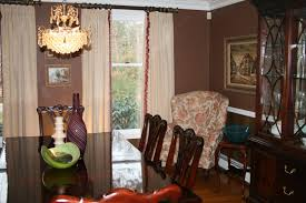Dining Room Color Schemes by Dining Room Paint Ideas Two Tone Color For More Interesting Place