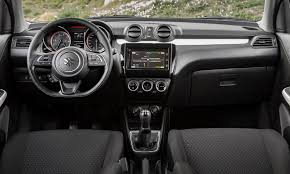 suzuki pickup interior suzuki swift hatchback 2017 features equipment and