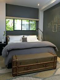 banquette de chambre banc coffre de lit le meilleur banquette bout de lit devant le lit