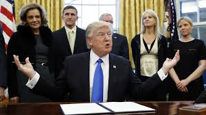 trump u0027s executive order on ethics pulls word for word from obama