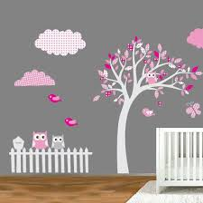 stickers arbre chambre fille stickers arbre chambre fille my