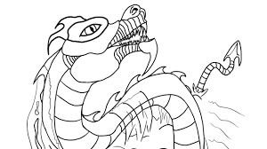 art preview the leviathan coloring page youtube