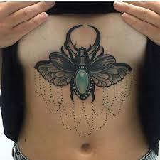 iindo tatuaje cadenas celeste escarabajo kraken pinterest