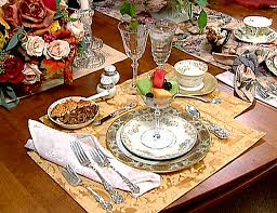 how to set a formal table house of decor formal table setting