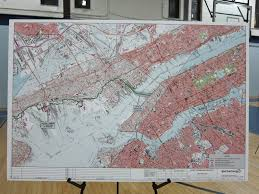 Map Of Hudson County Nj Jersey City Approves Zoning Changes To Block Natural Gas Pipeline