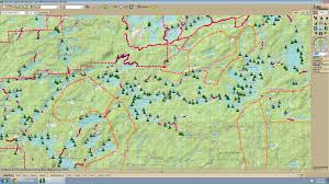 Delorme Maps Bwca Garmin Map Purchase Boundary Waters Private Group Forum Gps