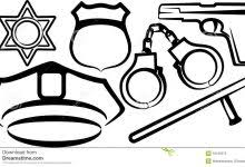 police coloring pages coloring pages
