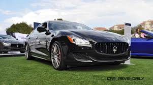 maserati blacked out 2015 maserati quattroporte gts