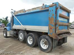 2008 kenworth trucks for sale 2008 kenworth t800 dump truck item da6374 sold june 22