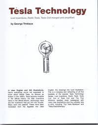 tesla coil catalog