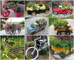 Planter Garden Ideas 10 Terrific Garden Planter Ideas With Wheels
