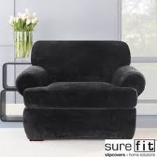 sure fit slipcovers ultimate heavyweight stretch leather separate