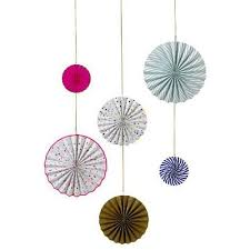 Pinwheel Decorations Meri Meri Toot Sweet 6 Pinwheel Decorations Sunday Morning
