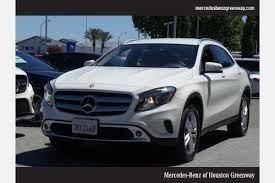 used mercedes for sale in houston tx used mercedes gla class for sale in houston tx edmunds
