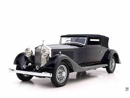 vintage rolls royce phantom 1934 rolls royce phantom ii for sale classiccars com cc 909644