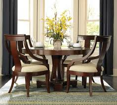 Round Kitchen Table Sets For 8 by Home Design 60 Inch Dining Table Is Also A Kind Of Large Round