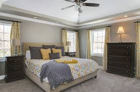 Yellow Bedroom Curtains Bedrooms Curtains Add Geometric Pattern To The Bedroom Cheerful