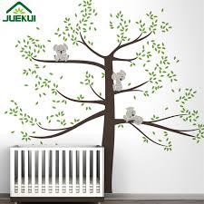 stickers arbre chambre b printemps moderne koala arbre branches sticker 3d diy stickers