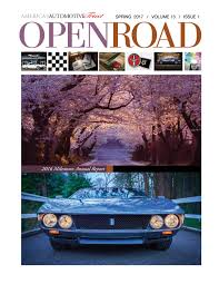 openroad spring 2017 volume 13 issue 1 by lemayacm issuu