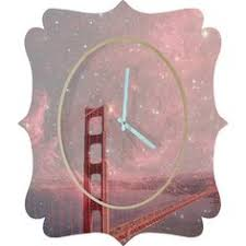 budi kwan take me away quatrefoil clock home quatrefoil and