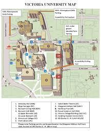 Uh Campus Map Victoria College Map My Blog
