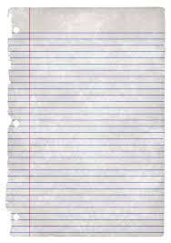blank lined writing paper college ruled grunge paper