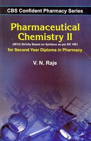 pharmaceutical chemistry ii for second year diploma in pharmacy