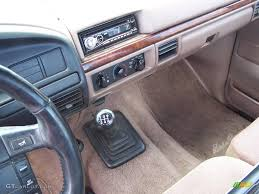 1996 Ford F150 Interior 1996 Oxford White Ford F150 Eddie Bauer Regular Cab 4x4 7136771