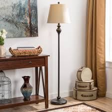 Floor Lamp Living Room Table Floor Lamp Set Vintage Bronze Contemporary Lamps Shade