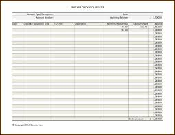 numbers check register template what is a check register