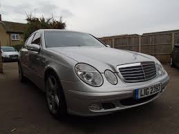 used mercedes benz e class classic for sale motors co uk