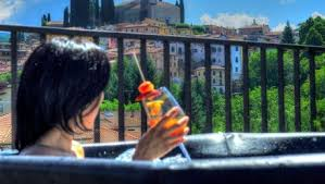 pergola balkon hotel ville la pergola 3 hrs hotel in barga tuscany