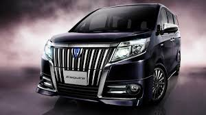 jdm only esquire luxury van is the hottest thing since the toyota