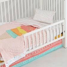 Pink Toddler Bedding Cream Pink Toddler Sheet Set