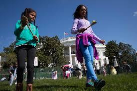 will melania trump pass the white house easter egg roll test