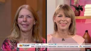 50 year old makeover woman gets makeover on today after 104 year old friend suggested