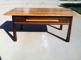 Cherry Coffee Table Walnut And Cherry Coffee Table By Captkerk Lumberjocks