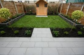 Small Back Garden Ideas Pictures Small Lawn Landscaping Ideas Best Image Libraries