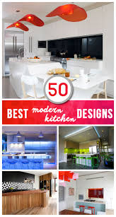 Best Design For Kitchen 50 Best Modern Kitchen Design Ideas For 2018