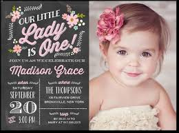 baby first birthday invites image collections invitation design