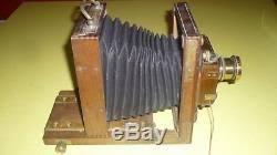 appareil photo chambre appareil photo chambre photographique bois soufflet photo